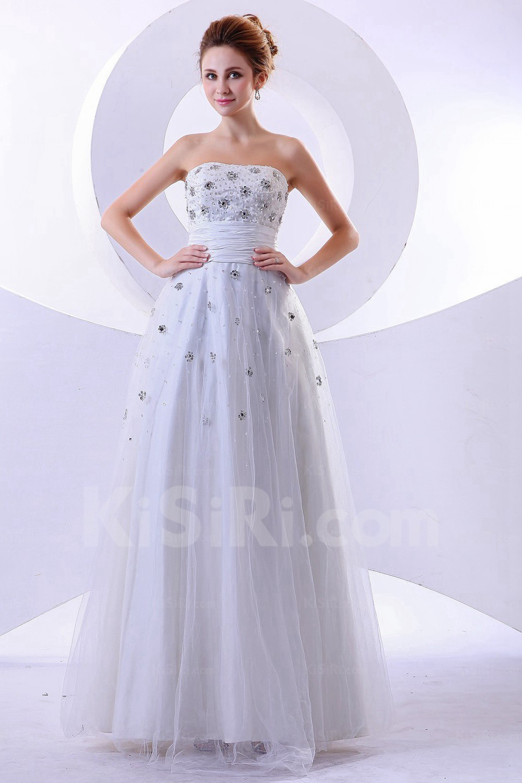http://www.kisiri.com/22279-40884/satin-and-tulle-strapless-ankle-length-a-line-dress-.jpg