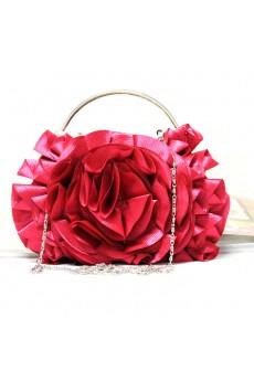 Chiffon Evening Wedding Handbag/Clutche