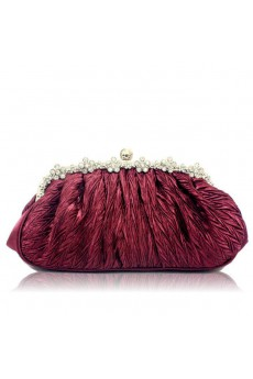 Satin Evening or OL Handbag/Clutche