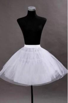 Sexy Net Short/Mini Bridal Wedding Petticoat Underskirt Slip