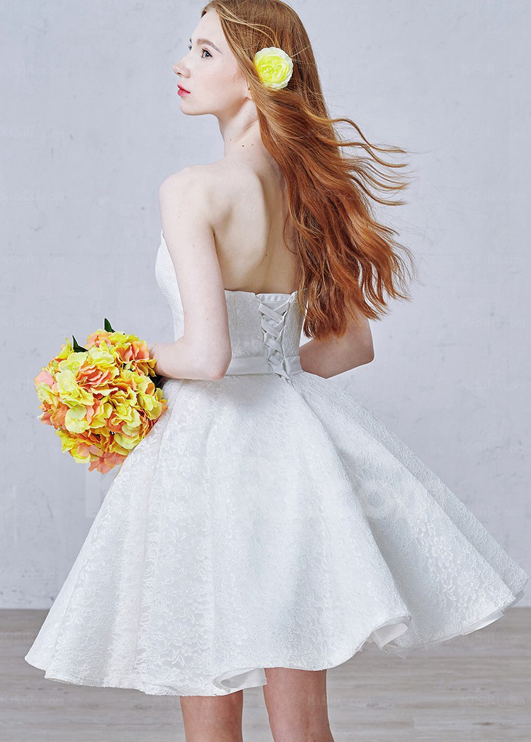 http://www.kisiri.com/24762-51597/lace-tulle-strapless-minishort-sleeveless-ball-gown-dress-with-rhinestone-sash.jpg
