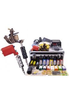 Professional Tattoo Machines Kit for Lining and Shading (1 Rotary Tattoo Machine)