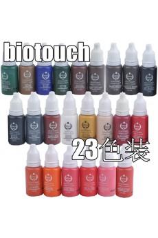 23 Color Biotouch Permanent color ink