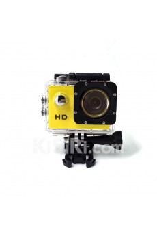 Outdoor Waterproof Sports Camera Moped Helmet Recorder Aerial