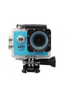 "WiFi 1.5"" Waterproof 30m Full HD 1080P Sports Camera/Action Camera/ Helmet Camera 59*41*24mm"